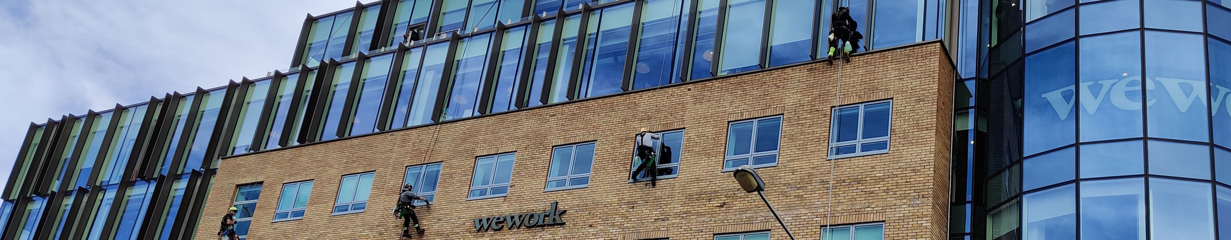 Abseiling and Rope Access Services