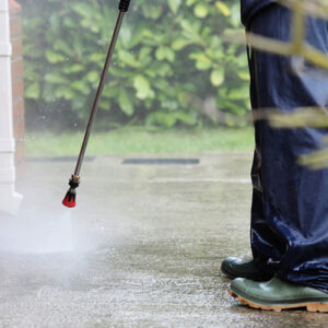 Patios Powerwash Cleaning